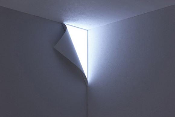 ちょっと変わったインテリア照明