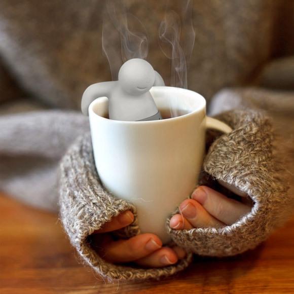ティータイムに癒しを求めるならこれ!ティーストレーナー 『Mister Tea Infuser』