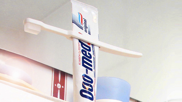 歯ブラシのアイデアグッズ