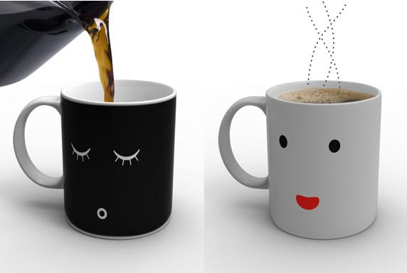朝にオススメのマグカップ