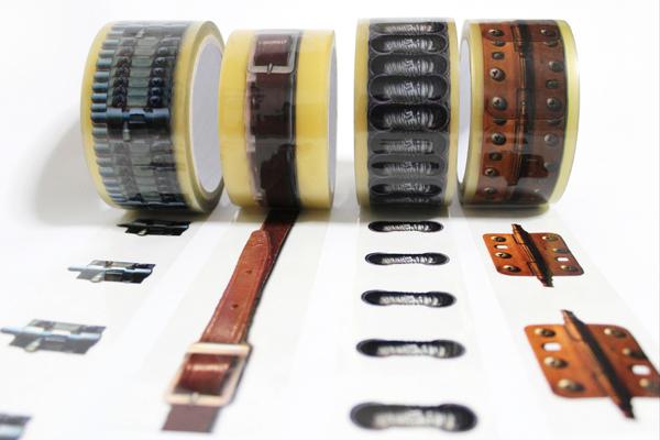 使い道いろいろ!リアルな透明テープ「X-tape」